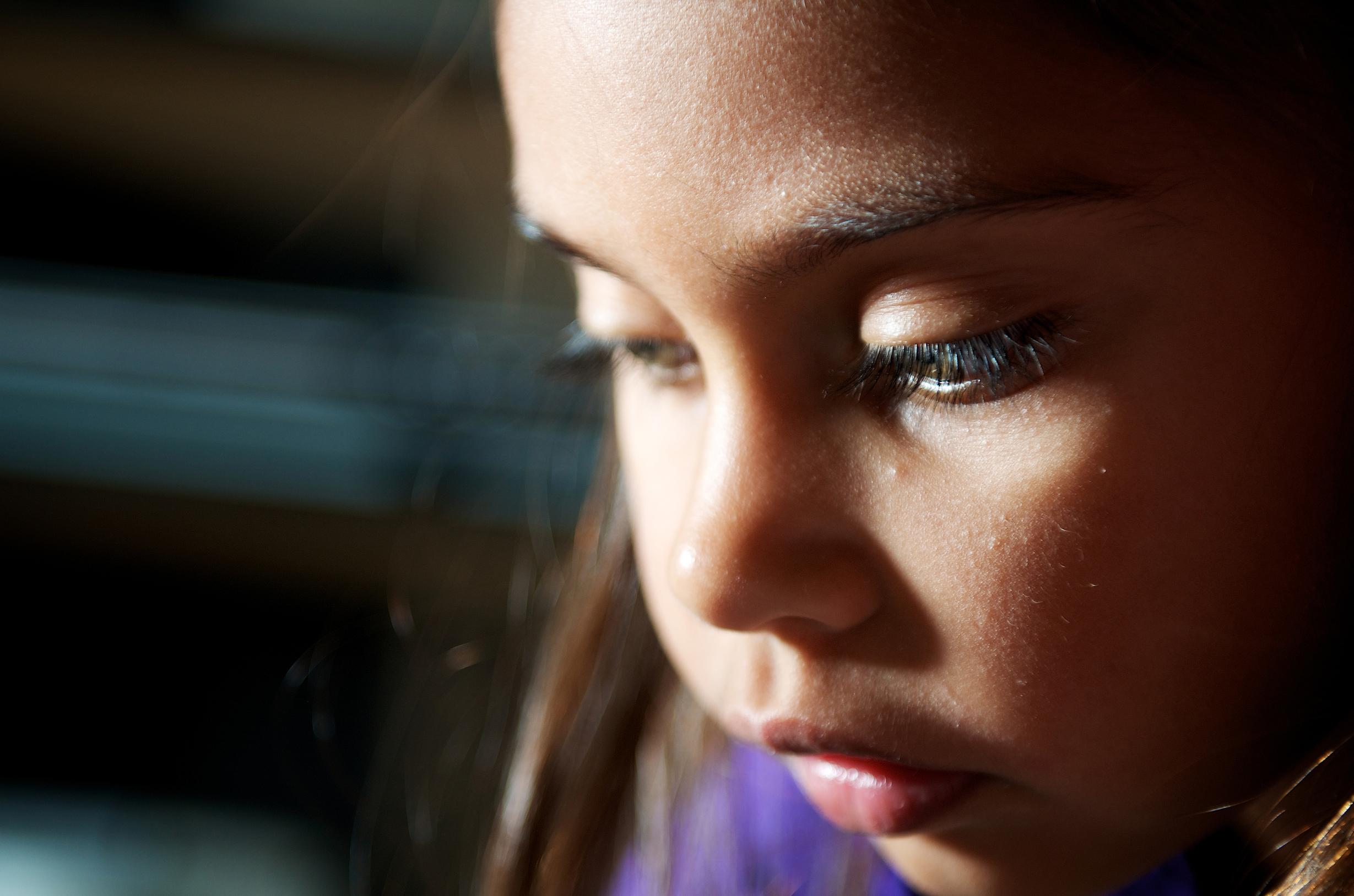 aboriginal child