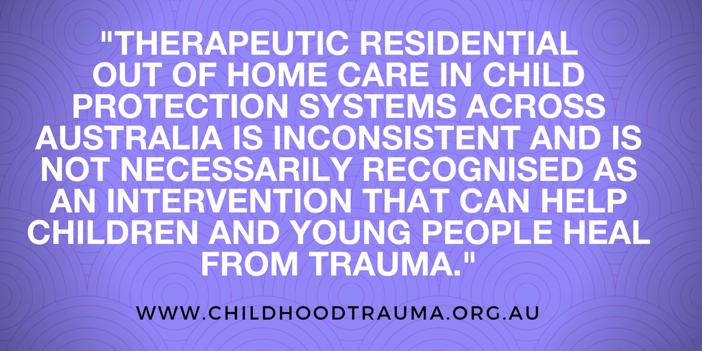 National Therapeutic Care Alliance quote